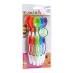 Soft-Tip Infant Spoons 6 pack (Munchkin)