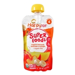 Super Foods Organic Bananas, Peaches & Mangos + Super Chia 16 Pack - 4.22 oz (Happy Baby)
