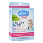 Baby Tiny Cold Tablets - 125 tab (Hyland's)