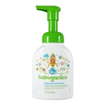 Foaming Hand Soap Fragrance Free - 8.45 oz. (Babyganics)