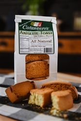 "Italian ""Old Fashion"" Anisette Toast Biscuit"