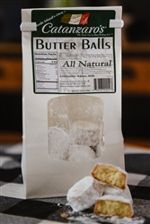 Italian Butter Ball Cookie