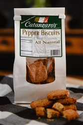 Italian Pepper Biscuits