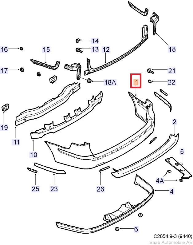 Index cfm also Sel Engine Parts Diagram likewise 262255298746 also Ford Focus Rear Bushings additionally 52pyq Mercury Grand Marquis Car Won T Start Blue Checked. on 2003 saab 9 3 rear suspension