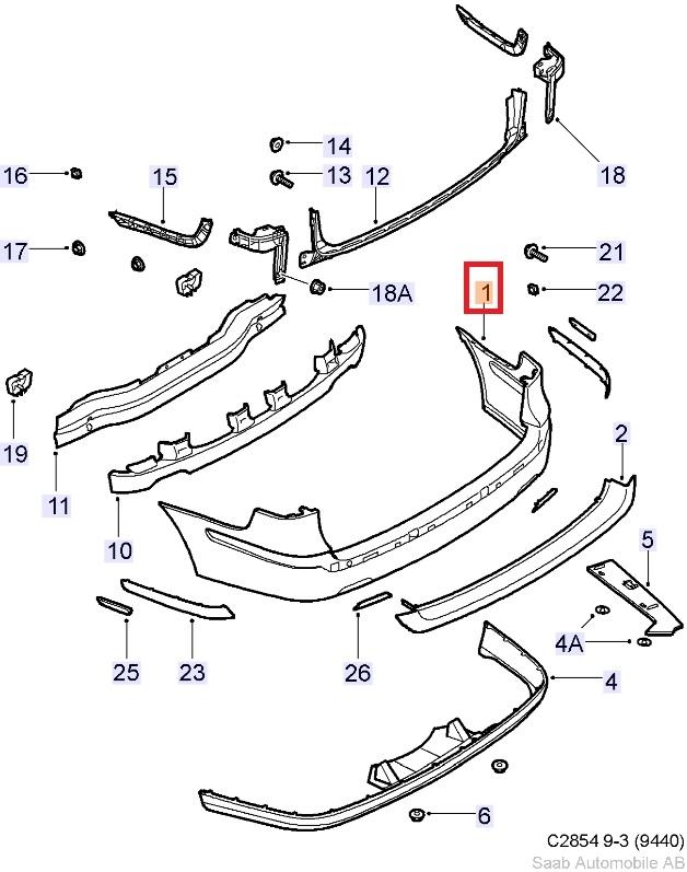 Saab 2004 9 3 Aero Wiring Diagram