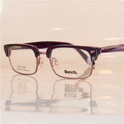 Designer Glasses - Bench 226