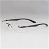 Rimless Glasses - Christies BK1250