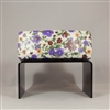 Glasses Case - Pansies