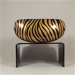 Glasses Case - Zebra