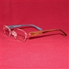 Rimless Glasses - Frameworks 600