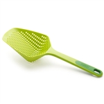 joseph joseph green large scoop colander plus