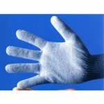gilberts single 26cm blue cut resistant glove