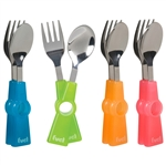 trudeau fuel 2 piece snap cutlery