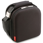 valira black mobility classic lunch bag with containers