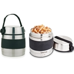 valira 0.7l thermo stainless steel food flask