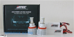 MTEC H8 BMW LED Angel Eye - w/CREE LED