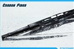 MTEC Sport Windshield Wiper - CARBON FIBER