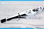 MTEC Sport Windshield Wiper - WHITE