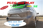 2015-207 TOYOTA SIENNA SE LED-TAILLIGHT CONVERSION KIT