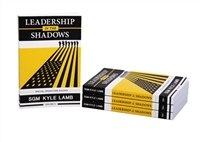 LEADERSHIP IN THE SHADOWS BOOK