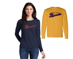 Biscuits Womens Long Sleeve tee