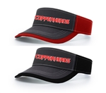 Copperheads Visor