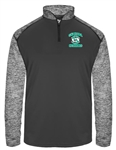 Carolina Spinners Men's Sport Blend 1/4 Zip