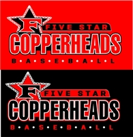 Copperheads License Plate