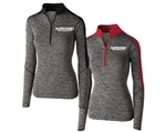 Hurricanes Ladies Electrify 1/2 Zip Pullover