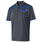 Mooresville Baseball Charge Polo