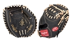 "33"" Rawlings H.O.H. Dual Core Catcher's Mitt"