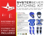 All Star System 7 Adult Catcher's Combo W/MVP2500 Helmet