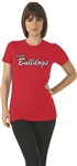 Bulldogs Womens Tee shirt