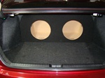 2006-2012 Honda Civic Sedan (4door) Sub Box