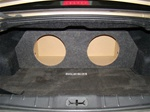 Chevrolet MALIBU Subwoofer Box