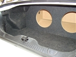 2011-2014 Mustang Subwoofer Box