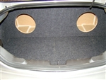 2012-2014 Chevrolet CAMARO Subwoofer Box