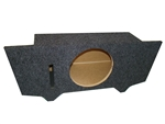 2008-2012 Honda Accord Subwoofer Sub Box w/amp mount area