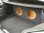 BMW 5 Series Subwoofer Box