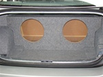 BMW 3 Series Sedan or Coupe E90 E92 Subwoofer Box