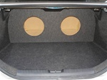 Honda Civic 2dr Subwoofer Box