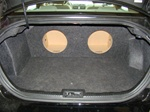 Ford Fusion Subwoofer Box