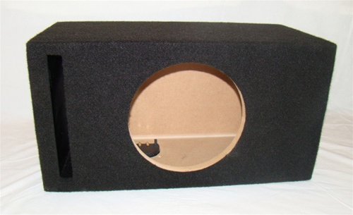 Custom sub enclosure affordable sub box for L ported speaker box