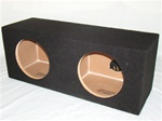 "Hertzlocker - Alpine 2-10"" Type R Sub box"