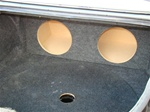 Dodge Intrepid Subwoofer Box