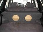 Nissan Pathfinder Subwoofer Box