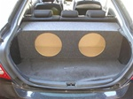 Scion TC Subwoofer Box