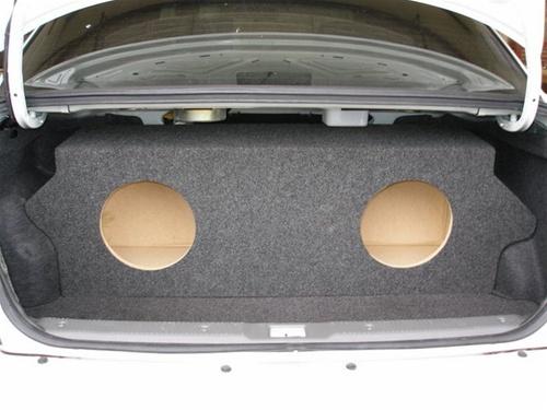 Custom Sub Enclosure Affordable Sub Box