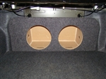 2002-2011 Toyota CAMRY LE Subwoofer Box