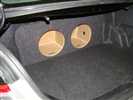 Toyota CAMRY 2012-2015  Subwoofer Box